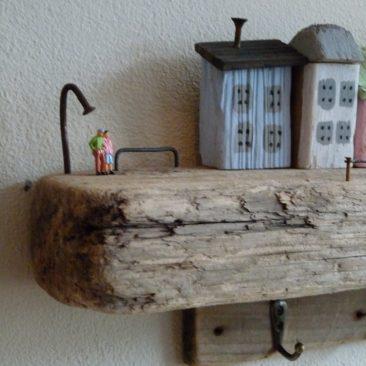 Schlüsselbrett – Dorf 3