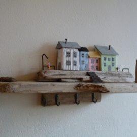 Schlüsselbrett – Dorf 4