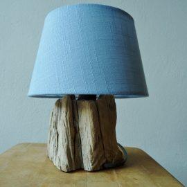 Treibholzlampe 13
