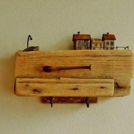 Schlüsselbrett – Dorf 7