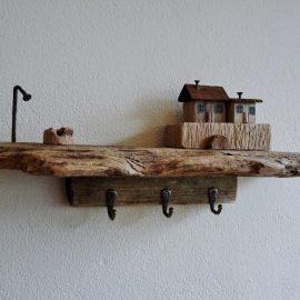 Schlüsselbrett – Dorf 10
