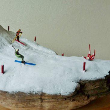 Ski fahren 2