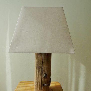 Treibholzlampe 19