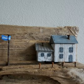 Schlüsselbrett – Dorf 14