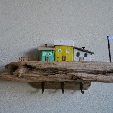 Schlüsselbrett – Dorf 15