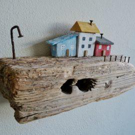 Schlüsselbrett – Dorf 16