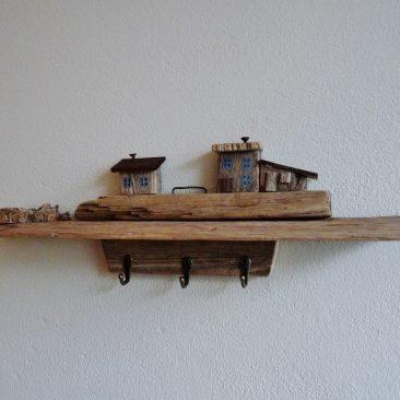 Schlüsselbrett Dorf 17