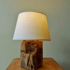 Treibholzlampe 20