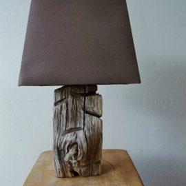 Treibholzlampe 21