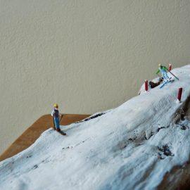 Ski fahren 3