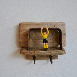 Schlüsselbrett Fußball 6