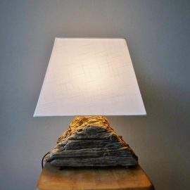 Treibholzlampe 23